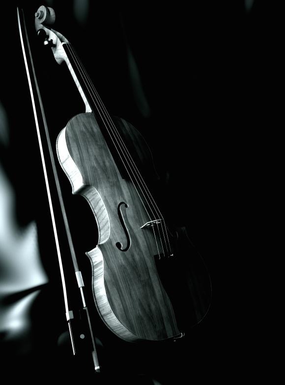 Violin)chrome